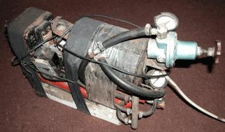 Как сделать из пылесоса компрессор