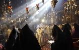 армянская церковь Иерусалим израиль праздник репортаж